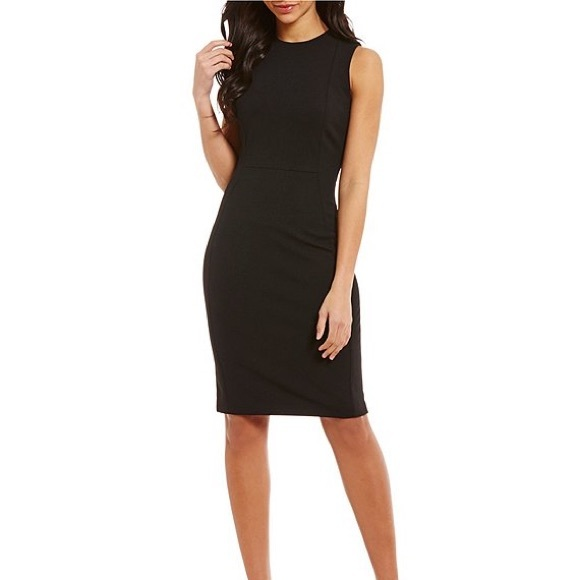 Calvin Klein Dresses & Skirts - Calvin Klein Seam Front Sheath Dress